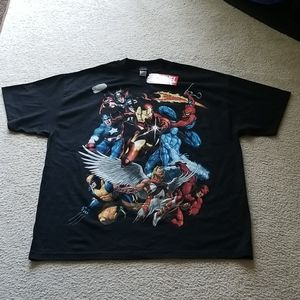 Marvel Heavenly Bodies T-Shirt Avengers